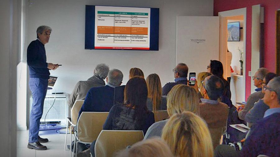 Sabato 10 febbraio si è tenuto un workshop dedicato all
