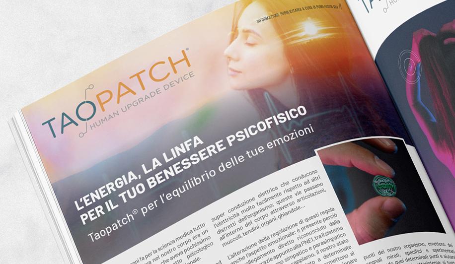 Il Centro Medico DEM, che alla base della sua filosofia ha la cura del paziente a tutto tondo, ha adottato come ultima novità la terapia Taopatch®, un metodo innovativo e all